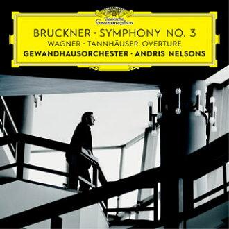 브룩크나:교향곡 제 3번 네르손스/ LGO[CD]