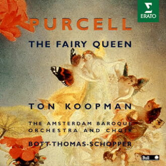 "Purcell: Opera ""Queen of the fairy"" Koopman / Amsterdam baroque o.&cho. Others [CD] [Class two pieces]"