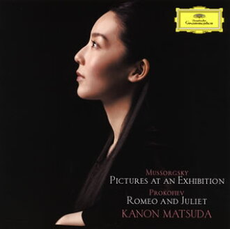 Mussorgsky: Pictures from an Exhibition Kanon Matsuda (P)[CD]
