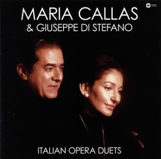 Collection of everlasting Italy opera duets crow (S) di Stefano (T)[CD]
