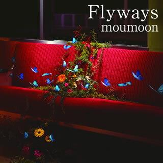 【メール便送料無料】moumoon / Flyways [CD+DVD][2枚組]【J2018/3/14発売】
