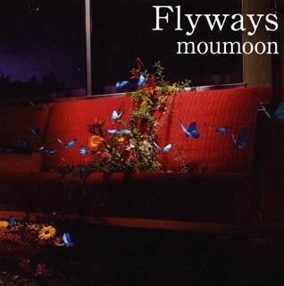 【送料無料】moumoon / Flyways [CD+BD][2枚組]【J2018/3/14発売】