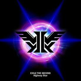 【国内盤CD】EXILE THE SECOND / Highway Star [CD+DVD][2枚組]【J2018/3/28発売】