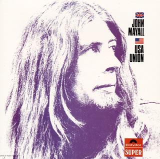 【メール便送料無料】ジョン・メイオール / U・S・A・ユニオン[CD][初回出荷限定盤]【K2018/4/25発売】