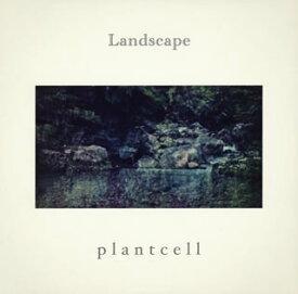【国内盤CD】【ネコポス送料無料】plant cell / Landscape【J2018/5/23発売】