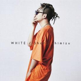 【メール便送料無料】清水翔太 / WHITE[CD]【J2018/6/27発売】