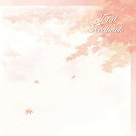 【国内盤CD】Total Feedback 2018 【J2018/10/10発売】
