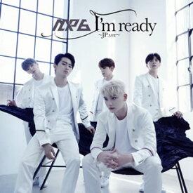 【国内盤CD】【ネコポス送料無料】MAP6 / I'm ready〜JP.ver〜(初回限定盤A) [CD+DVD][2枚組][初回出荷限定盤] 【J2018/10/17発売】