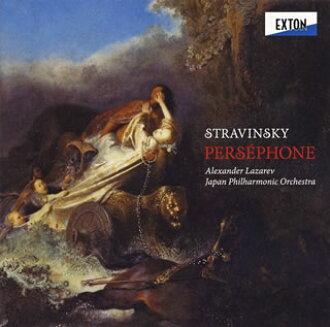 Stravinsky:페르세포누라자레후/일본 필하모니 so. 타[CD]