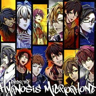 【メール便送料無料】「ヒプノシスマイク-Division Rap Battle-」1st FULL ALBUM〜Enter the Hypnosis Microphone(仮)[CD]【J2019/4/24発売】