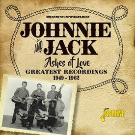 【国内盤CD】ジョニー&ジャック / 義兄弟デュオのベスト・コレクション 1949-1962[2枚組]【K2019/8/7発売】