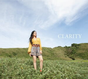 【国内盤CD】遥海 / CLARITY【J2019/10/16発売】