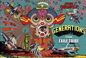 【国内盤CD】【送料無料】GENERATIONS from EXILE TRIBE / SHONEN CHRONICLE [CD+BD][2枚組][初回出荷限定盤]【J2019/11/21発売】