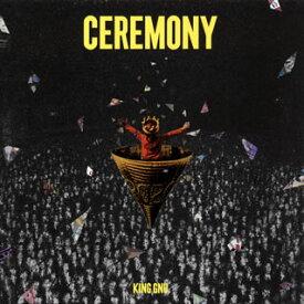 【国内盤CD】King Gnu / CEREMONY[CD]【J2020/1/15発売】