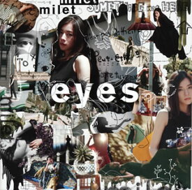 【国内盤CD】【ネコポス送料無料】milet / eyes【J2020/5/13発売】