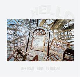 【国内盤CD】Official髭男dism / HELLO EP [CD+DVD][2枚組]【J2020/8/5発売】