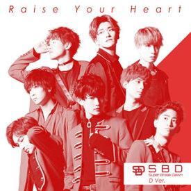 【国内盤CD】Super Break Dawn / Raise Your Heart(D Ver.)[CD]【J2020/9/16発売】