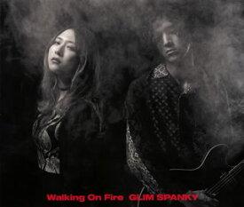 【国内盤CD】GLIM SPANKY / Walking On Fire [CD+DVD][3枚組][初回出荷限定盤]【J2020/10/7発売】