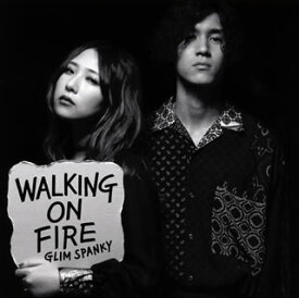 【国内盤CD】GLIM SPANKY / Walking On Fire[CD]【J2020/10/7発売】