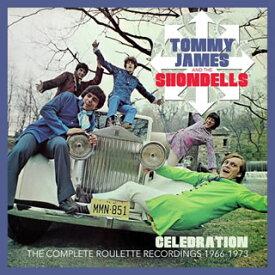 【国内盤CD】トミー・ジェームス&ザ・ションデルズ / セレブレーション〜コンプリート・ルーレット・レコーディングス 1966-1973[6枚組]【K2021/2/24発売】