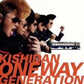 【国内盤CD】氣志團 / Oneway Generation【J2021/4/28発売】