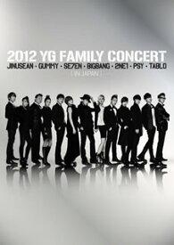 【国内盤DVD】2012 YG Family Concert in Japan〈2枚組〉[2枚組]