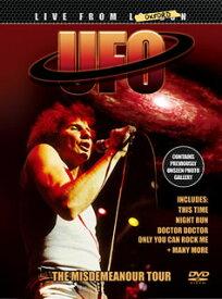 【国内盤DVD】【ネコポス送料無料】UFO / ミスディミーナー・ライヴ1985〜アトミック・トミー・M登場!