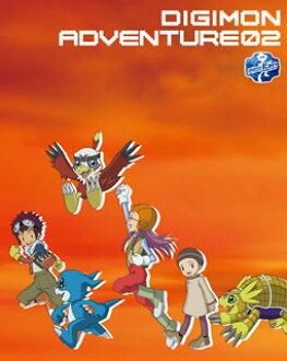 디지몬 어드벤쳐 02 15th Anniversary Blu-ray BOX ジョグレスエディション (블루레이) [8 개] [최초 발송 제한]