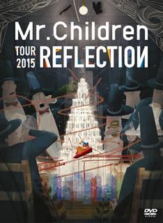"""【送料無料】Mr.Children / REFLECTION""""Live&Film""""〈3枚組〉[DVD][3枚組]"""