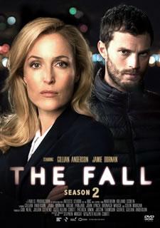 【送料無料】 THE FALL 警視ステラ・ギブソン シーズン2 ノーカット完全版[DVD][3枚組]【D2016/5/3発売】