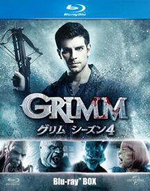 【国内盤ブルーレイ】 【送料無料】GRIMM グリム シーズン4 Blu-ray BOX[5枚組]【B2016/12/7発売】