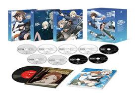 【送料無料】ストライクウィッチーズ コンプリート Blu-ray BOX(ブルーレイ)[9枚組][初回出荷限定]【B2017/2/24発売】