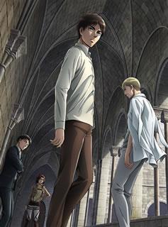 【送料無料】進撃の巨人 Season2 Vol.2[DVD][2枚組]【D2017/8/18発売】