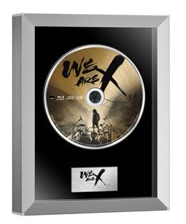 【送料無料】WE ARE X コレクターズ・エディション(ブルーレイ)【BM2017/10/11発売】