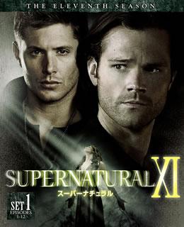 SUPERNATURAL イレブン・シーズン 前半セット[DVD][3枚組]【D2017/9/20発売】