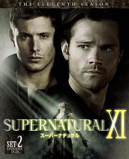 SUPERNATURAL イレブン・シーズン 後半セット[DVD][3枚組]【D2017/9/20発売】