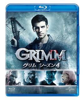 【送料無料】GRIMM グリム シーズン4 バリューパック(ブルーレイ)[5枚組]【B2017/12/6発売】