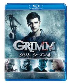 【国内盤ブルーレイ】 【送料無料】GRIMM グリム シーズン4 バリューパック[5枚組]【B2017/12/6発売】
