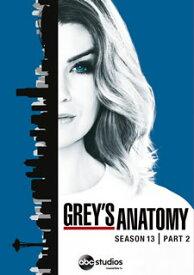 【送料無料】グレイズ・アナトミー シーズン13 コレクターズ BOX Part2[DVD][6枚組]【D2018/4/20発売】