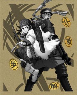 【送料無料】ゴールデンカムイ 第一巻[DVD][初回出荷限定]【D2018/6/26発売】