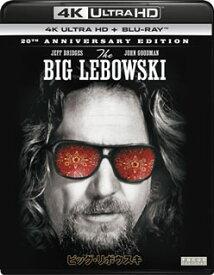 【国内盤ブルーレイ】 【送料無料】ビッグ・リボウスキ 4K ULTRA HD+Blu-rayセット[2枚組]【UHD2018/11/21発売】