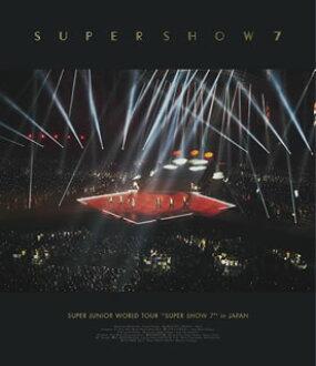 SUPER JUNIOR / SUPER JUNIOR WORLD TOUR SUPER SHOW7 in JAPAN (Blu-ray)