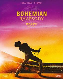 【メール便送料無料】ボヘミアン・ラプソディ ブルーレイ&DVD(ブルーレイ)[2枚組]【B2019/4/17発売】