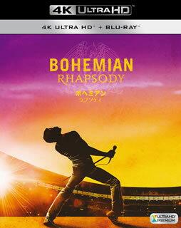 【送料無料】ボヘミアン・ラプソディ 4K ULTRA HD+2Dブルーレイ(ブルーレイ)[2枚組]【UHD2019/4/17発売】