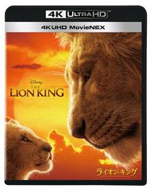 【国内盤DVD】ライオン・キング 4K UHD MovieNEX(ブルーレイ)[2枚組]【D2019/12/4発売】