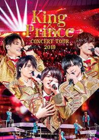 【国内盤ブルーレイ】King & Prince / CONCERT TOUR 2019〈2枚組〉[2枚組]【BM2020/1/15発売】