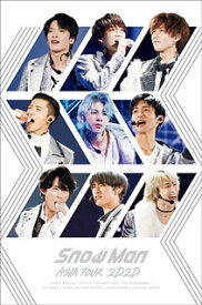 【国内盤ブルーレイ】Snow Man / Snow Man ASIA TOUR 2D.2D.〈2枚組〉[2枚組]【★】【BM2021/3/3発売】