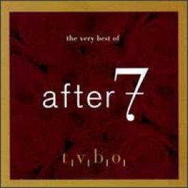 【輸入盤CD】【ネコポス送料無料】After 7 / Very Best (アフター7)