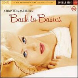 【輸入盤CD】【ネコポス送料無料】Christina Aguilera / Back To Basics (クリスティーナ・アギレラ)