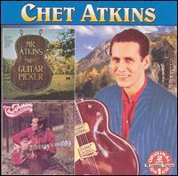 【メール便送料無料】Chet Atkins / Guitar Picker/Finger Pickin Good (輸入盤CD)(チェット・アトキンス)
